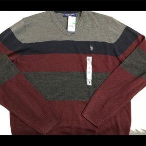 Men's NWT US Polo assn sweater